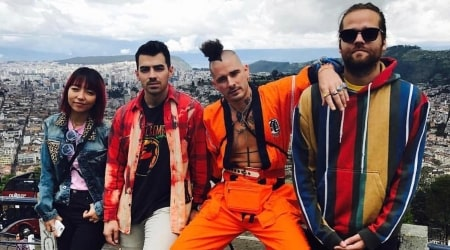 DNCE Members, Touring Information, Facts, Music Info