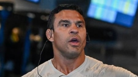 Vitor Belfort Height, Weight, Age, Family, Facts, Spouse, Biography