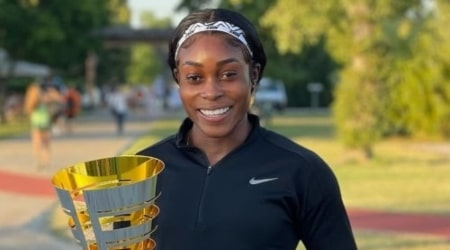 Elaine Thompson-Herah Height, Weight, Spouse, Education, Biography