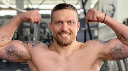 Oleksandr Usyk Height, Weight, Family, Spouse, Education, Biography