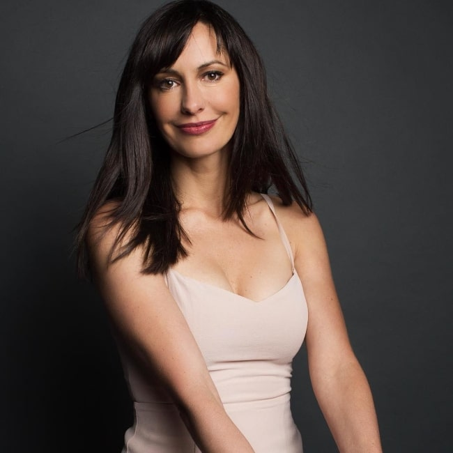 Charlene Amoia as seen in a picture that was taken in December 2018