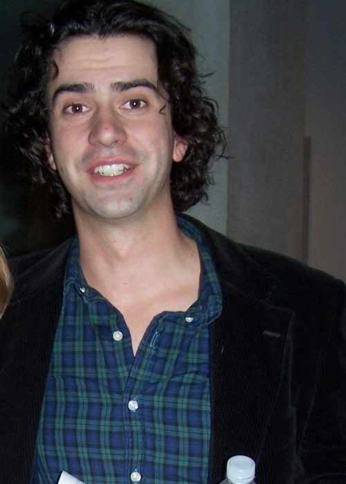 Hamish Linklater in Los Angeles, California in February 2007