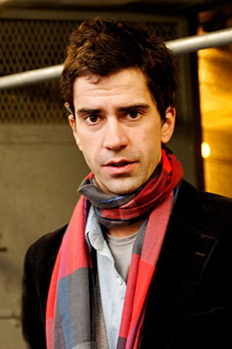 Hamish Linklater as seen at the stage door of the John Golden Theatre after a performance of Theresa Rebeck's 'Seminar' in November 2011