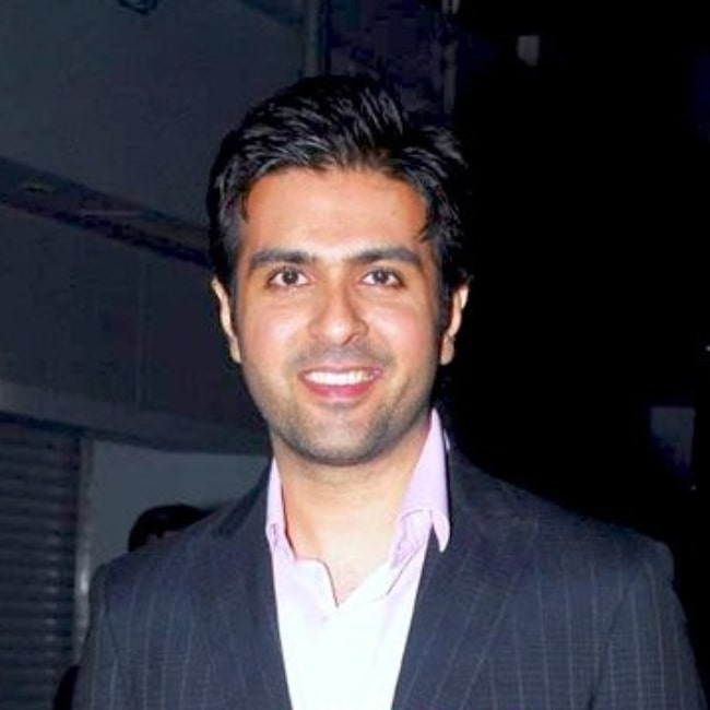Harman Baweja as seen in a picture that was taken at GR8! Women Awards 2011 in Dubai on August 31