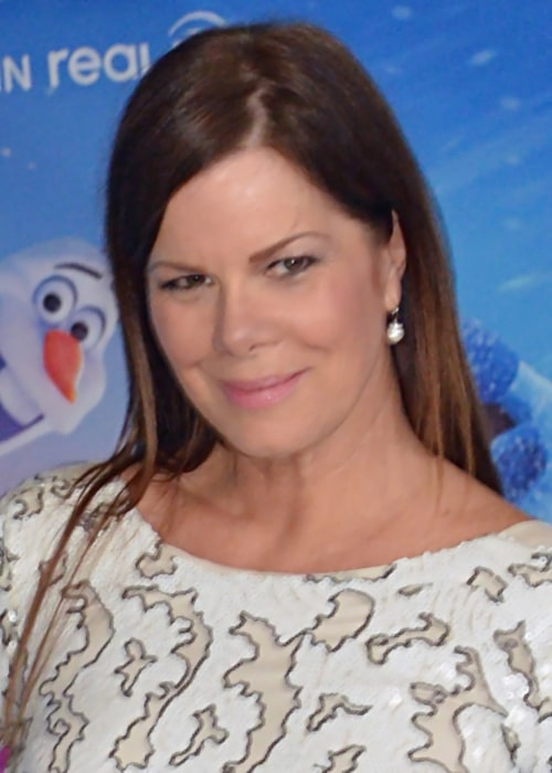 Marcia Gay Harden as seen in a picture that was taken at the premiere of the Disney's animated feature film Frozen at Hollywood's El Capitan Theatre on November 19, 2013