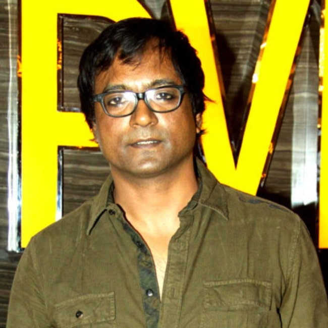 Prashant Narayana as seen in a picture that was taken during the special screening of his film Fredrick in 2016