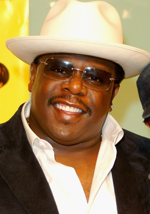 Cedric the Entertainer as seen at the 'Johnson Family Vacation' film premiere at the Cinerama Dome in Hollywood, California in March 2004