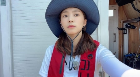 Yoon Bo-ra Height, Weight, Age, Boyfriend, Family, Facts, Biography