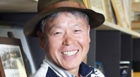 Um Hong-gil Height, Weight, Age, Family, Facts, Spouse, Biography