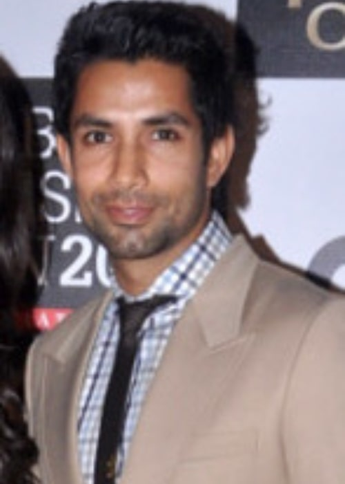 Sahil Shroff as seen in a picture that was taken India's 50 Best Dressed Men, 2012